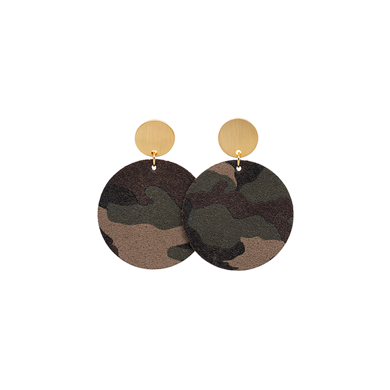 Nicket & Suede Favorite Earrings