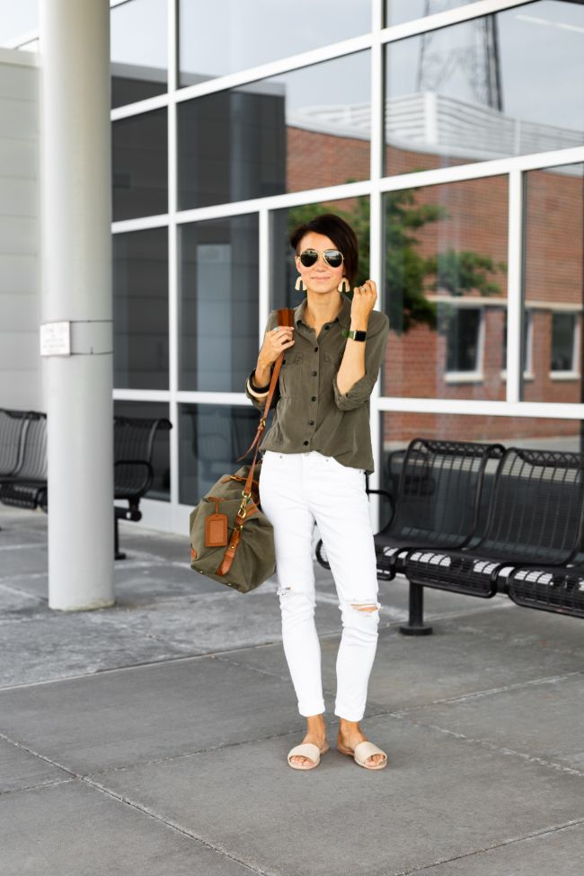 One Little Momma - How to Style Neutrals