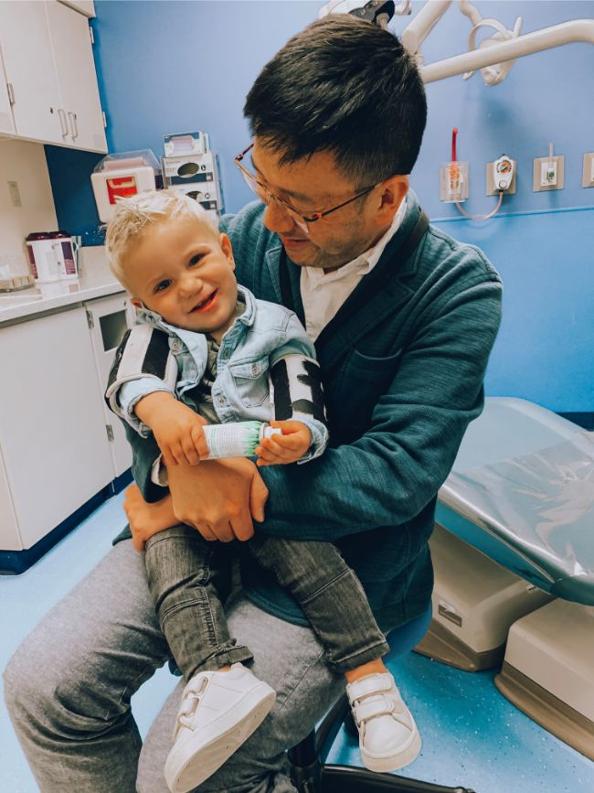 Rush Nickels - Cleft Lip and Cleft Palate Journey